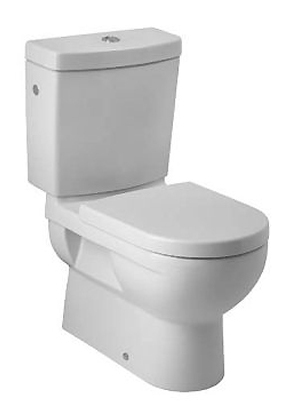 Laufen Bathrooms Jika Mio Compatible Wc Toilet Seat Soft Close